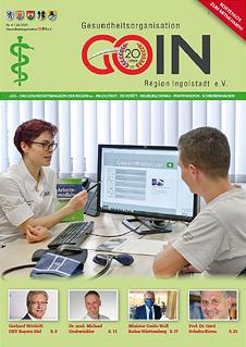 Gesundheit, GOIN, Wartezimmermagazin, Gesundheitsorganisation, Region Ingolstadt