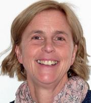 Dr. med. Stephanie Georg, Fachärztin für Innere Medizin