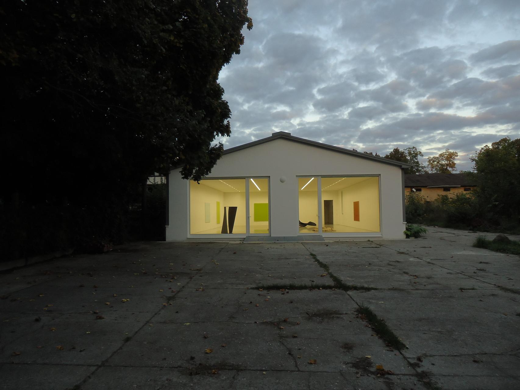"""Ausstellung """"Dialog mit Johannes Geccelli"""""""