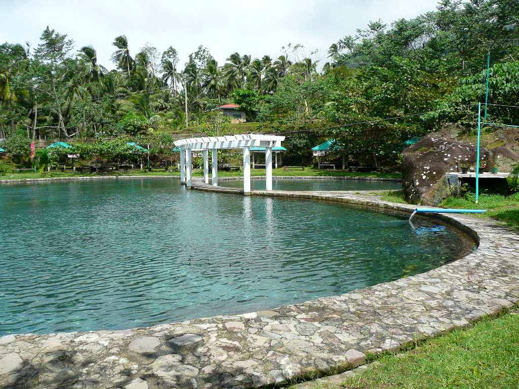 Bura Soda Water Swimming Pool
