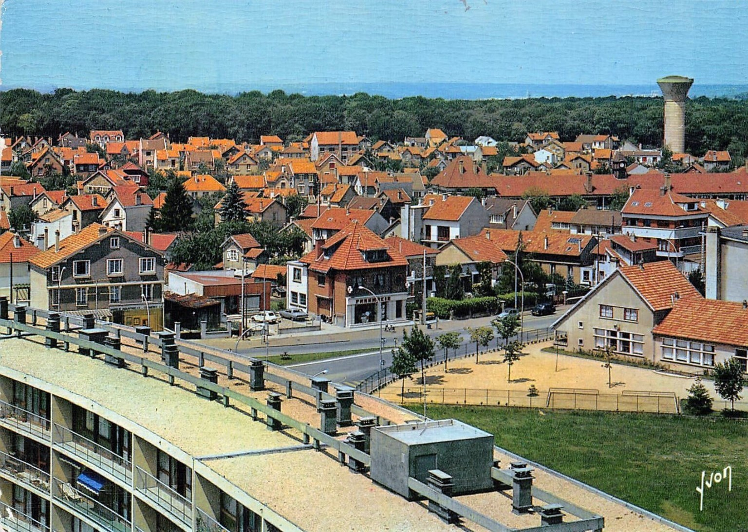 Vélizy-Villacoublay - Le Clos - Date d'oblitération : 23.04.1979