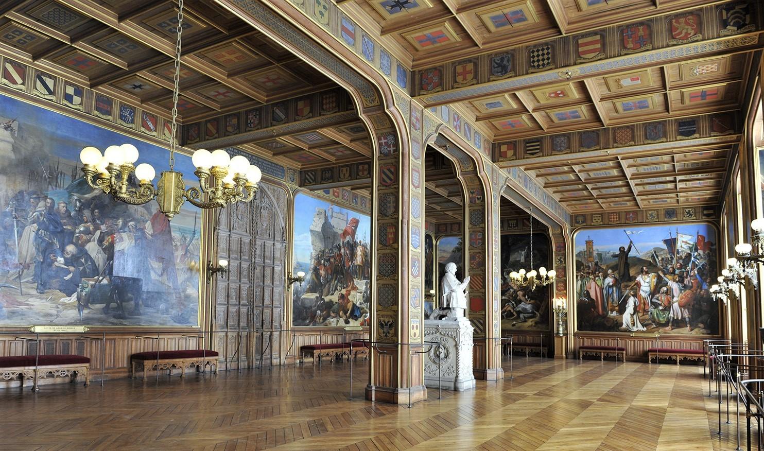 Salles des Croisades – Château de Versailles