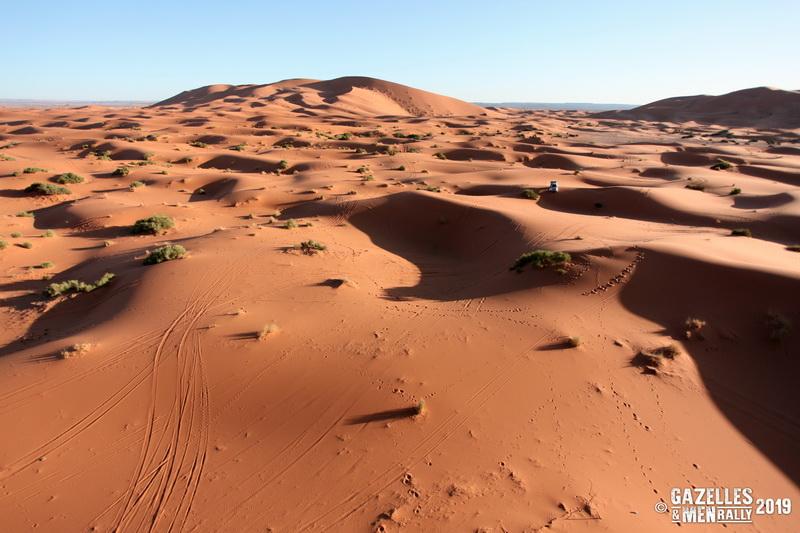 Gazelles and Men Rally 2019 - Les dunes de Merzouga.