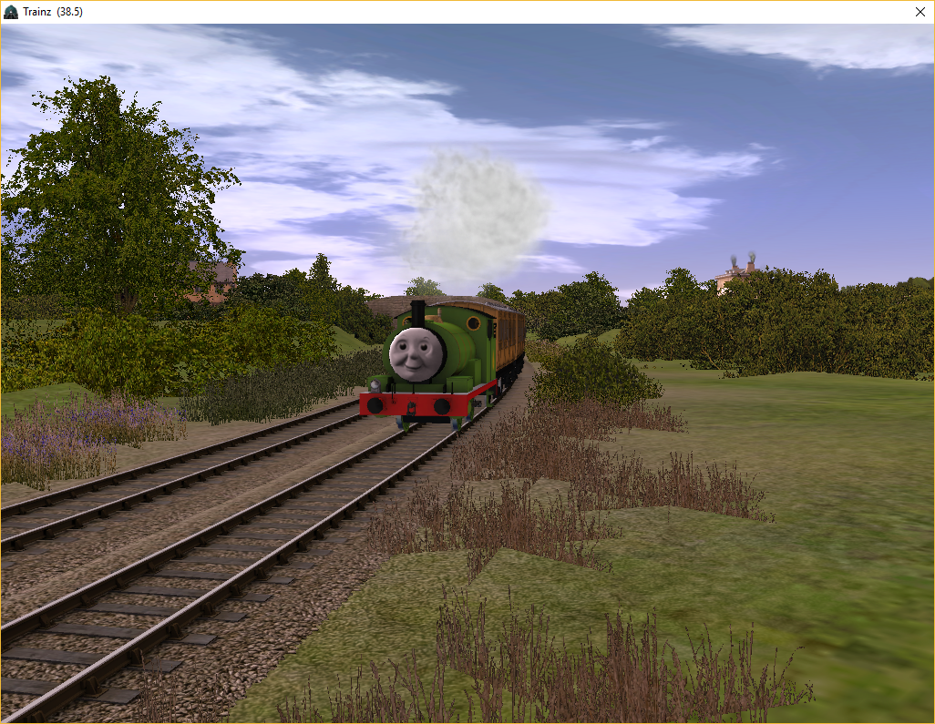 Here's some other websites that distribute Trainz Content