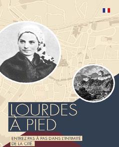 Balade à pied dans Lourdes