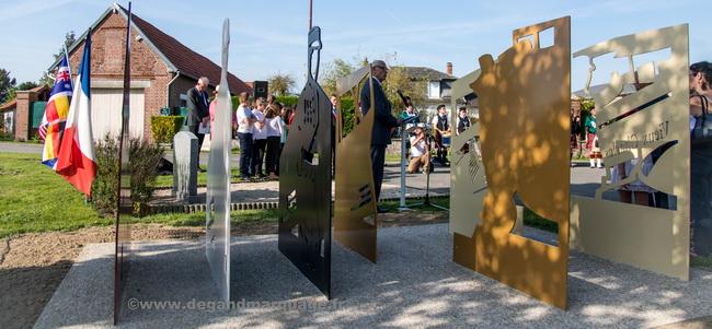 (DR) Centenaire-Mémoire en perspective-Val de Somme