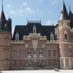 (DR) CASA Chambres d'hôtes Corbie-B&B < Le château de Corbie