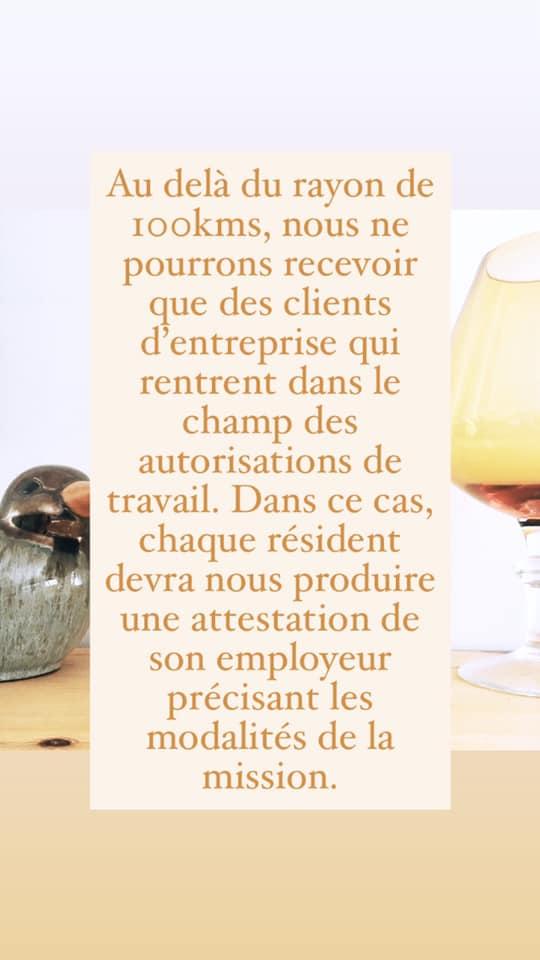 CASA Chambres d'hôtes-COVID-NEWS