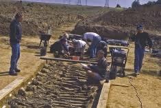 (DR) Première Guerre Mondiale-WW1-archéologie-la gestion des morts-val de Somme-Corbie-Villers Bretonneux- Amiens-Chambres d'hôtes-B&B-Guesthouse