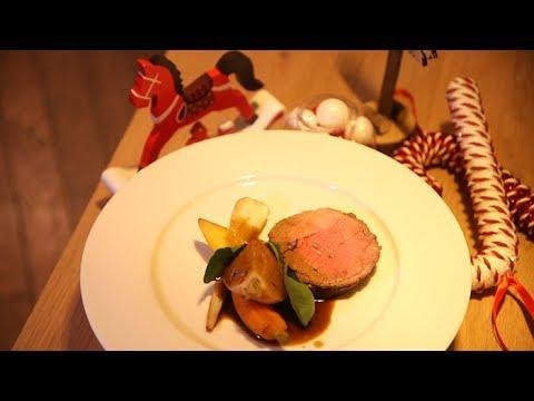 (DR) Gigot d'agneau et légumes confits