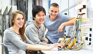 Ausbildung im Elektro-Handwerk