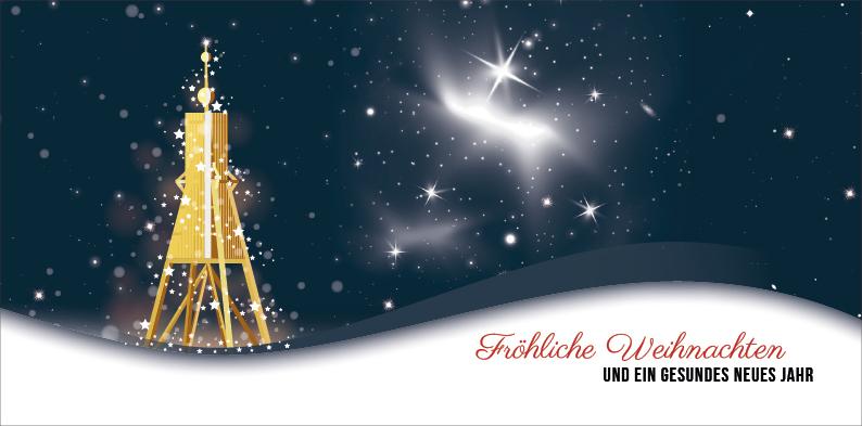 Weihnachtskarte Nr. 175