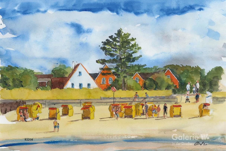 82208 Duhner Strand