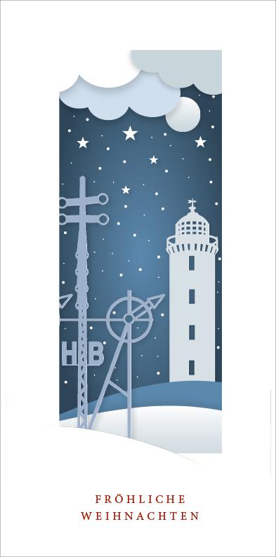 Weihnachtskarte Nr. 171