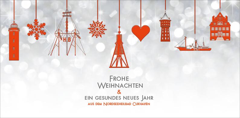 Weihnachtskarte Nr. 185