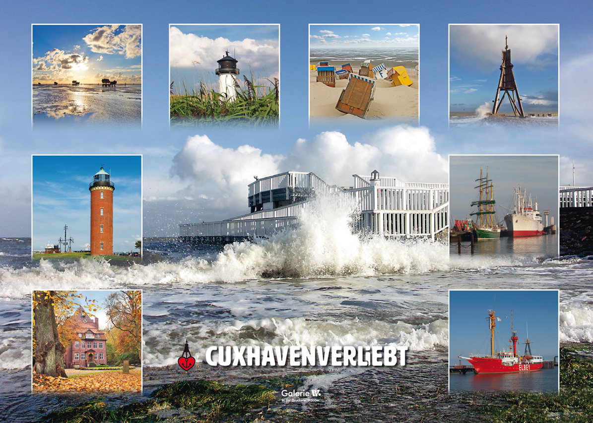 51178 Cuxhaven-Collage