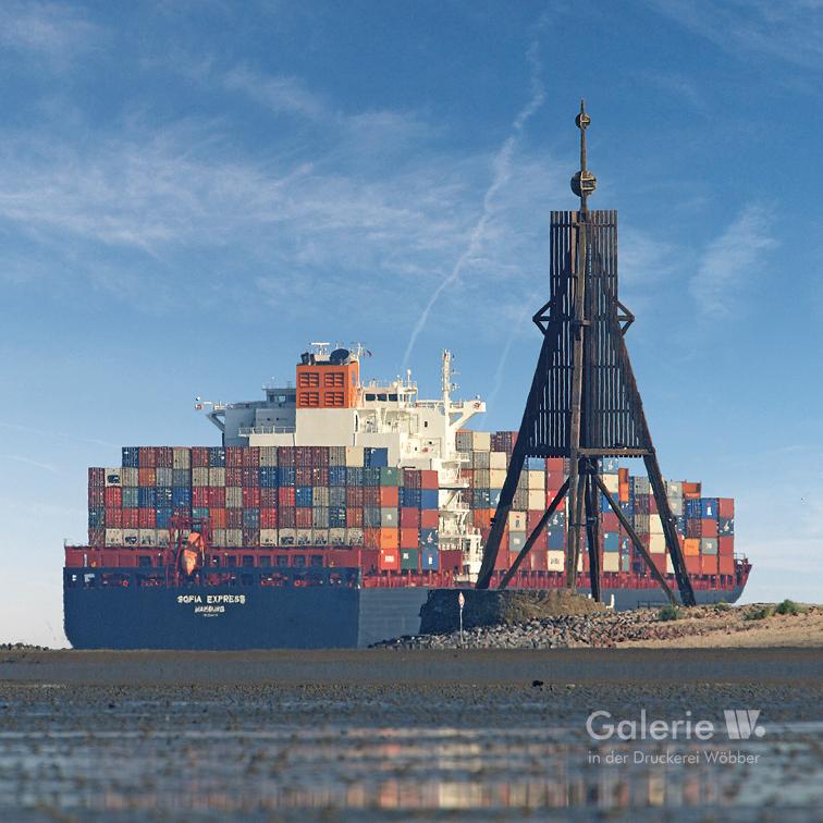 31337 Kugelbake Container
