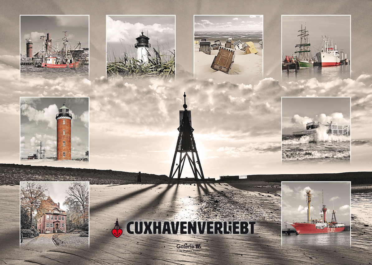 51179 Cuxhaven-Collage