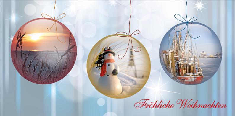 Weihnachtskarte Nr. 32