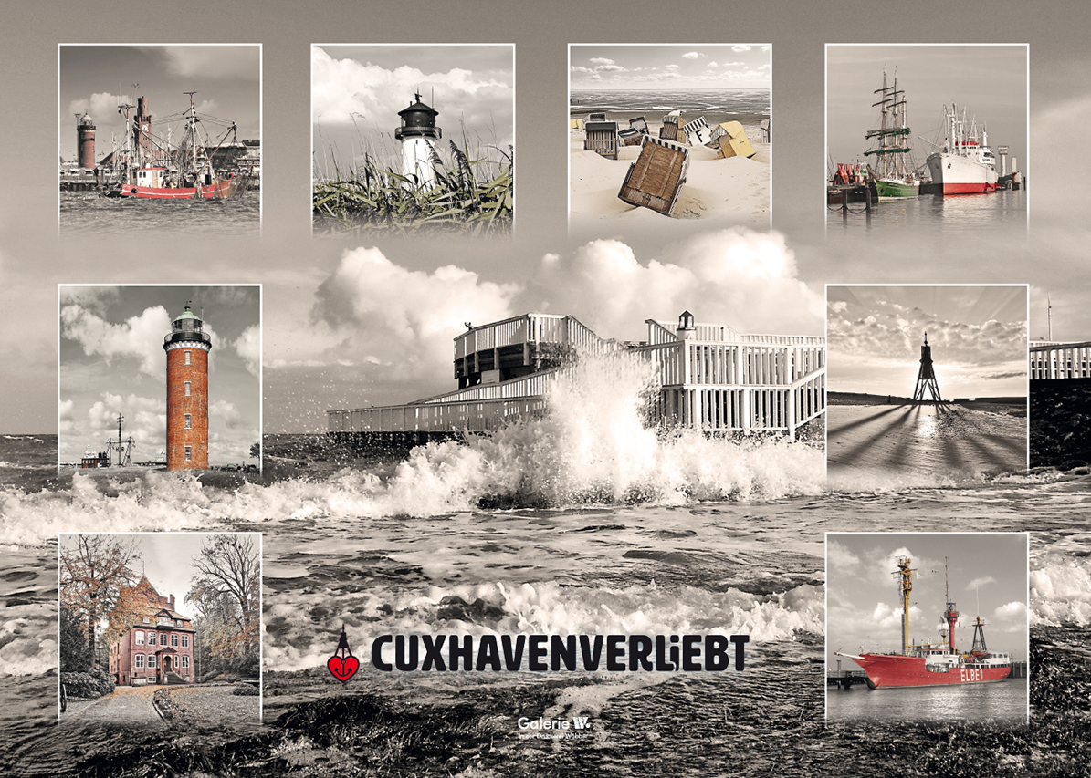 51181 Cuxhaven-Collage