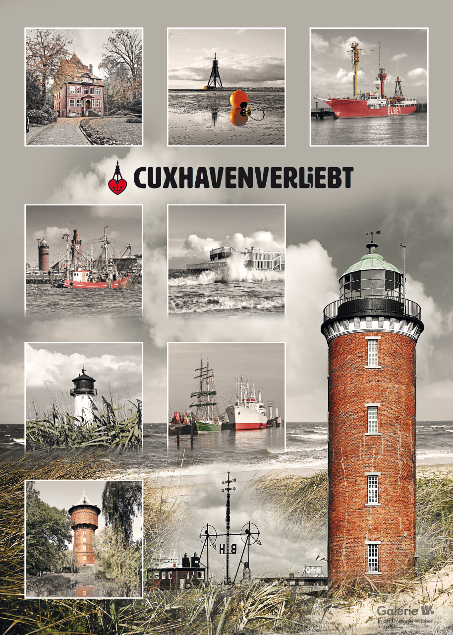 51176 Cuxhaven-Collage
