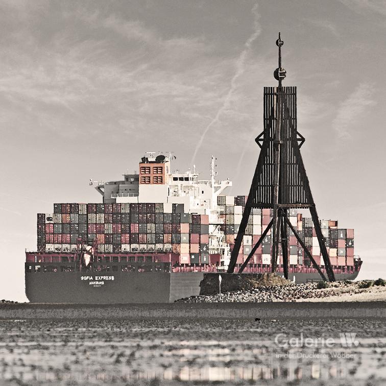 31602 Kugelbake Container