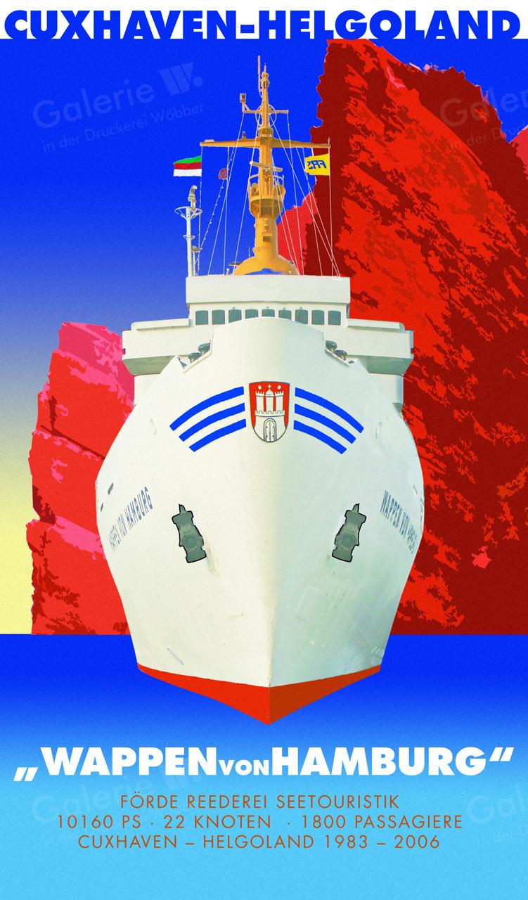 51062 Wappen von Hamburg