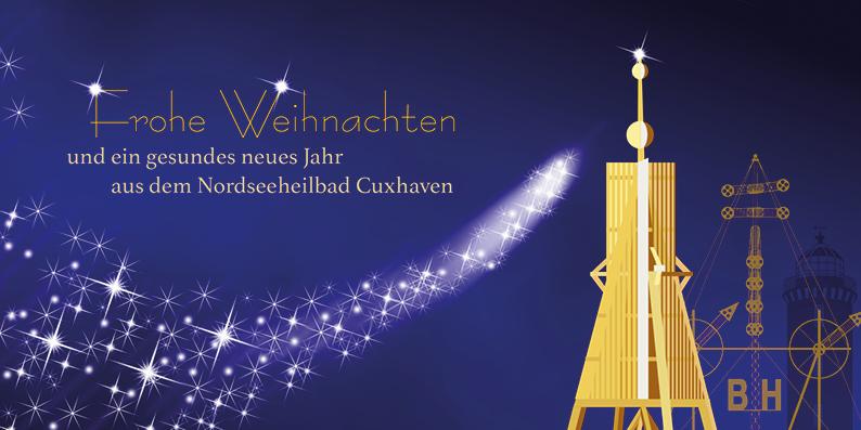 Weihnachtskarte Nr. 176