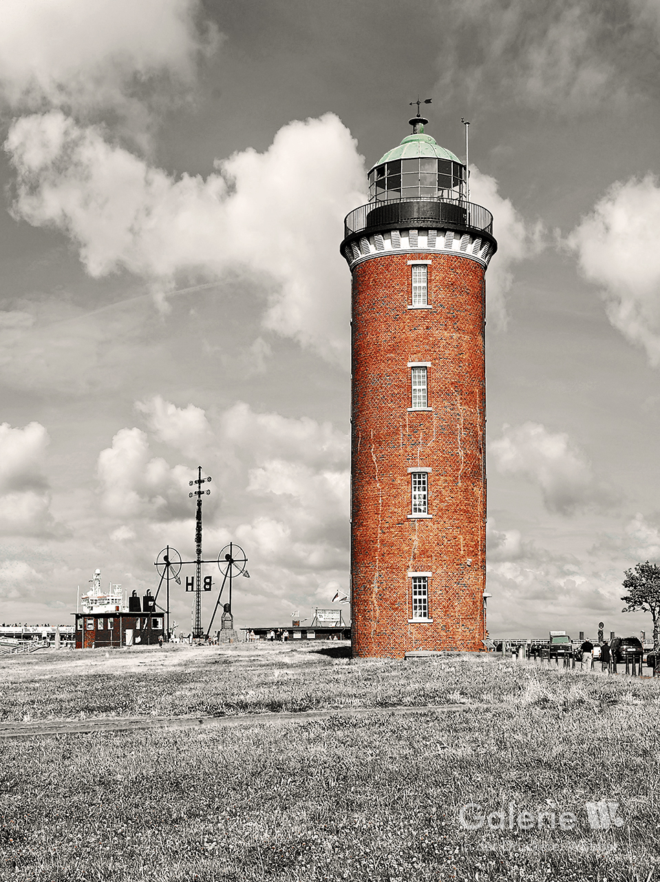 40135 Leuchtturm Alte Liebe