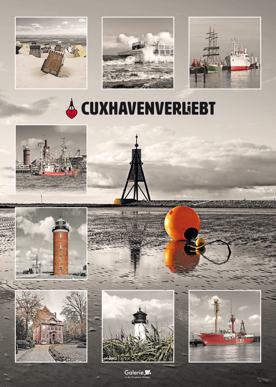 51180 Cuxhaven-Collage