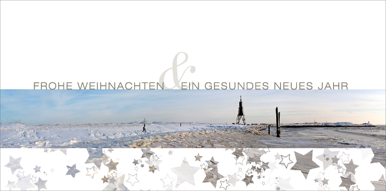Weihnachtskarte Nr. 48