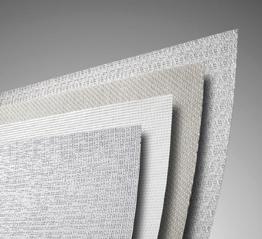 Textilscreen fabric