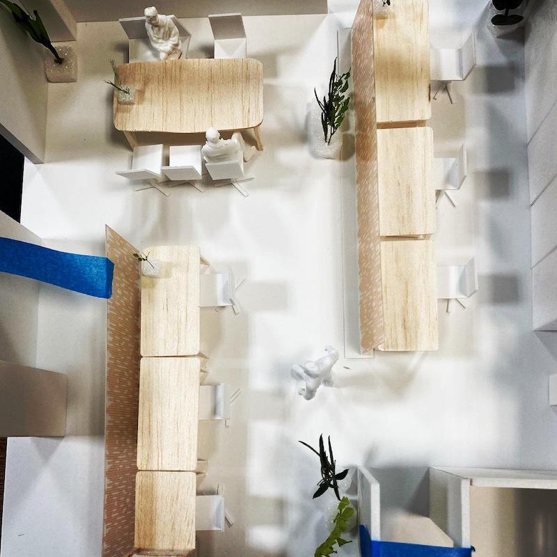 オフィス家具プロジェクト