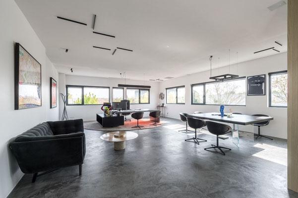 Vice Versa : Agence de décoration intérieure pour bureaux et espaces professionnels dans les Hauts de Seine 92