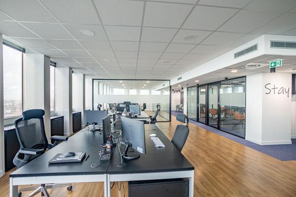 Agence d'architecture intérieure pour bureaux et entreprises des Hauts de Seine (92)