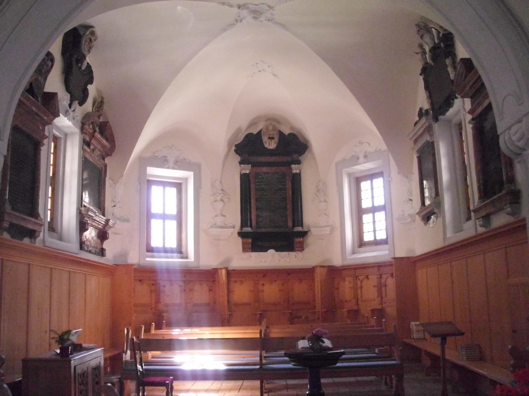 Kirche Soglio