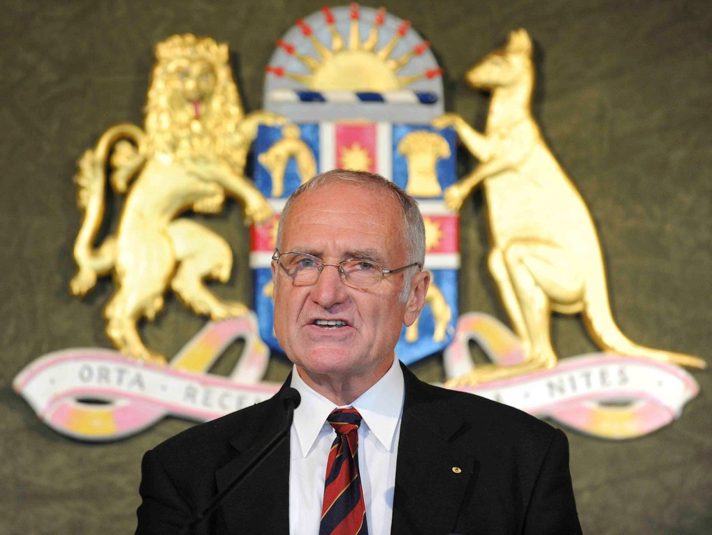 Robyn Williams AM, Science Journalist and Broadcaster as our guest speaker for Commonwealth Day in 2011