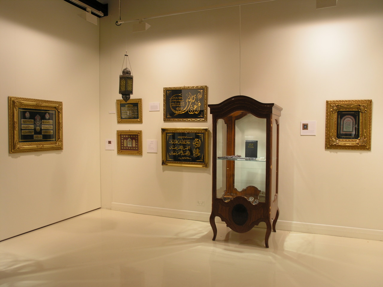 Display at Counihan Gallery, Victoria