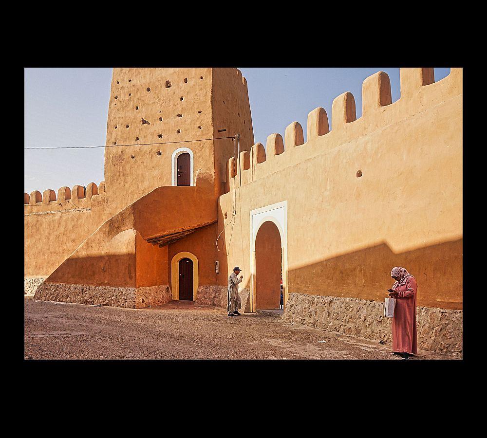 Cornelia Hollaender - Tiznit, Marokko