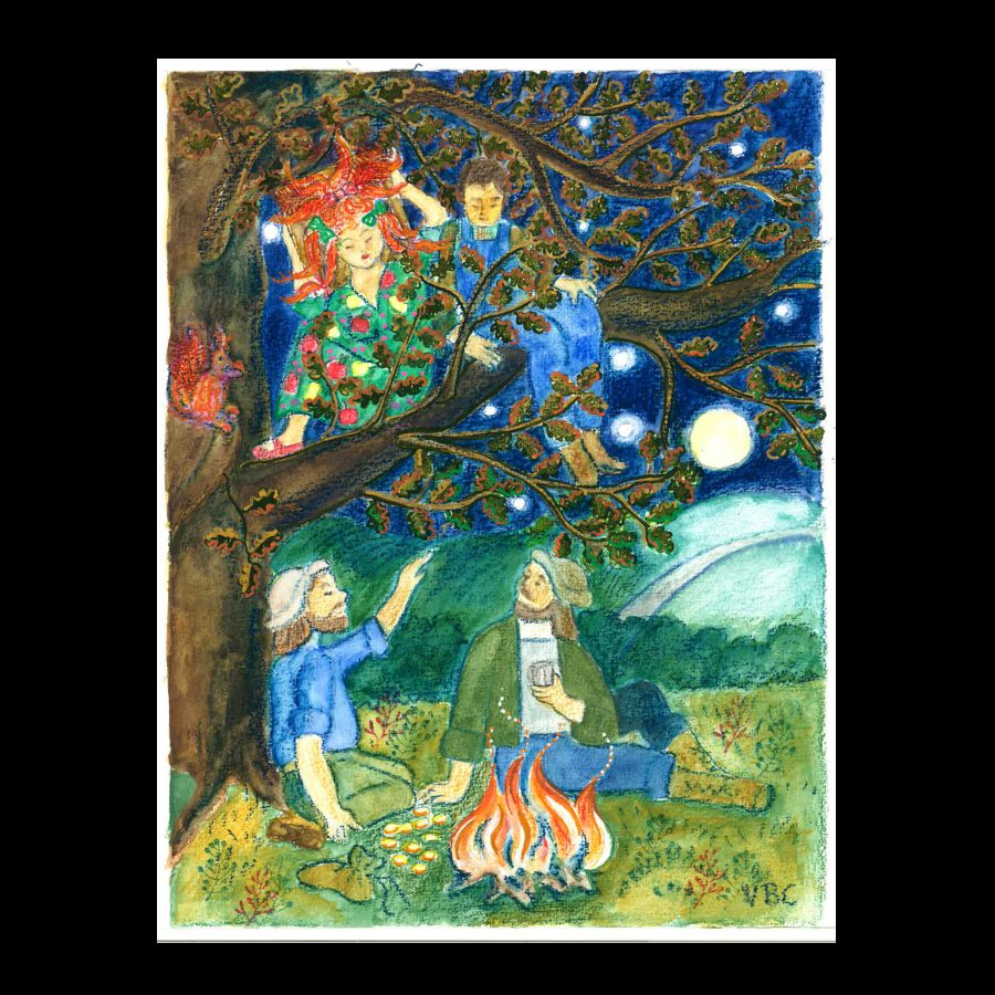Vera Bennung Corominas (Germany), Frederick and Catherine - Grimms Fairy Tales