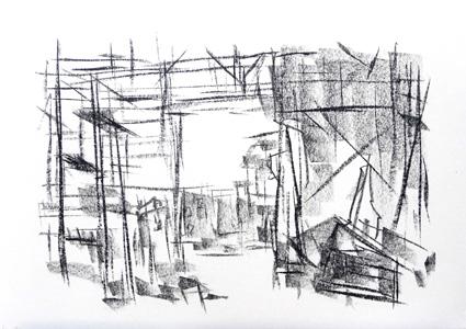 Cinecitta (Zeichnung)