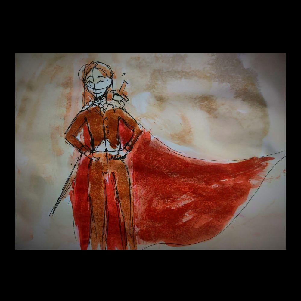 Melanie Rose Wohlfart (Young Artist - China/Germany), Gird Your Sword - Psalm 45.3