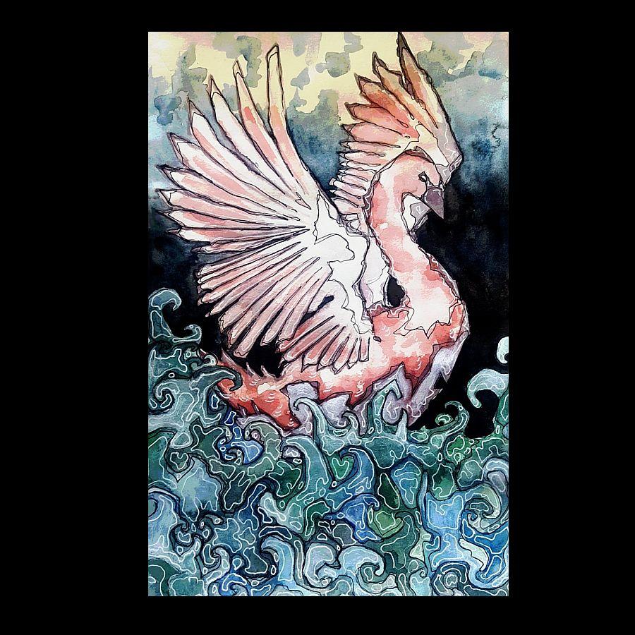 Nora Deventer (Germany), Bird of Storm