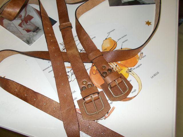 Création de Sangles pour valise