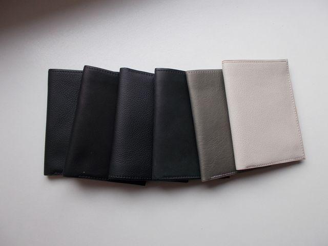 Porte-feuille fermé Largeur 10 cm Hauteur 13.5 cm