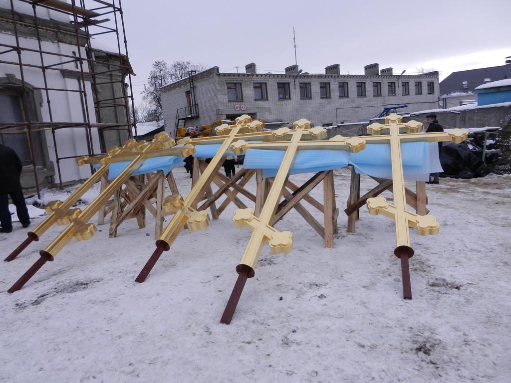 26 ноября 2011 г. Николо-Знаменская церковь