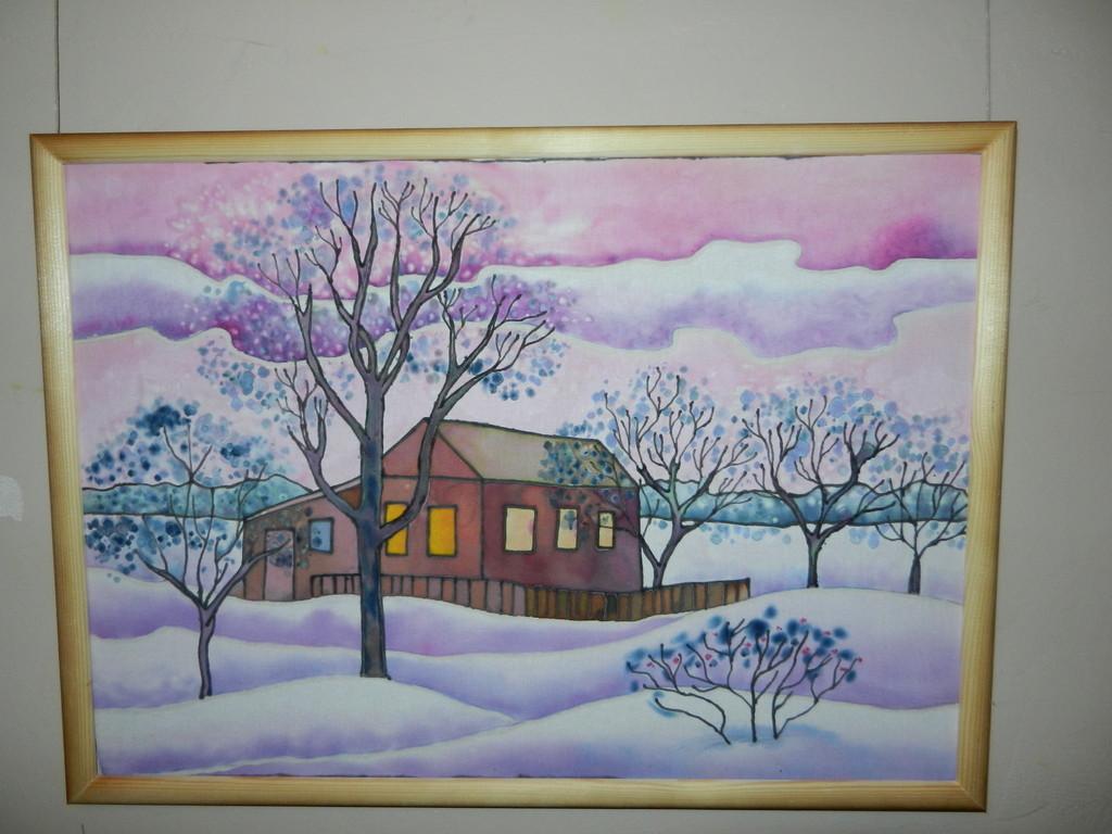 Выставка Джиоеваой М.И. и ее учеников