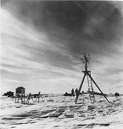 petite eolienne antarctique