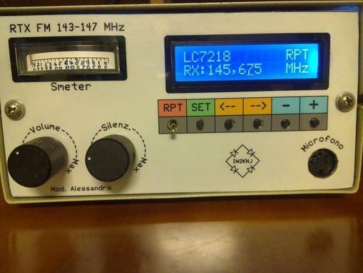 RTX FM 5 W