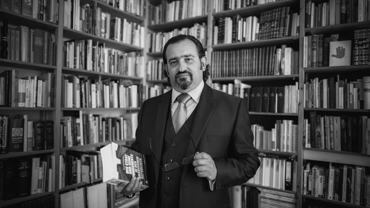 Dr. Naseef Naeem, deutscher Jurist und Nahostexperte